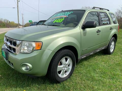 2008 Ford Escape for sale at FREDDY'S BIG LOT in Delaware OH