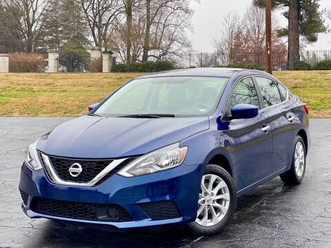 2019 Nissan Sentra for sale at Sebar Inc. in Greensboro NC