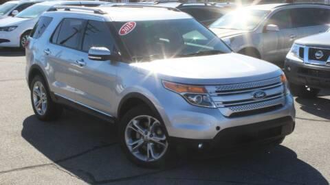 2015 Ford Explorer for sale at Car Bazaar INC in Salt Lake City UT