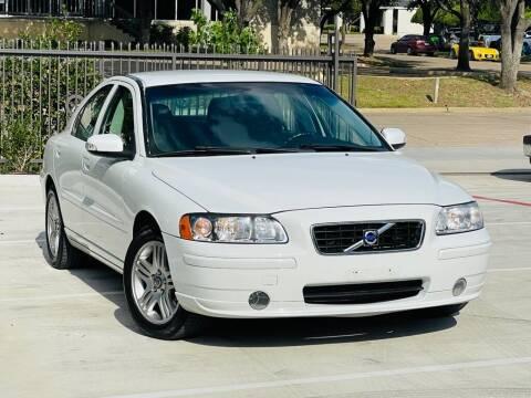 2007 Volvo S60 for sale at Texas Drive Auto in Dallas TX