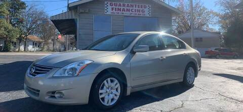 2010 Nissan Altima for sale at Howard Johnson's  Auto Mart, Inc. in Hot Springs AR