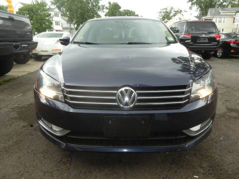 2015 Volkswagen Passat for sale at Wheels and Deals in Springfield MA