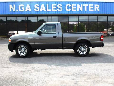 2008 Ford Ranger for sale at NORTH GEORGIA Sales Center in La Fayette GA