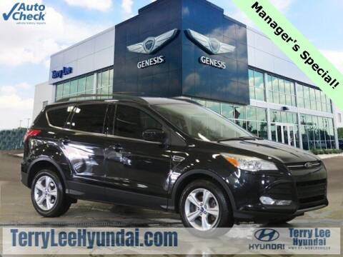 2013 Ford Escape for sale at Terry Lee Hyundai in Noblesville IN
