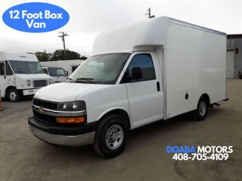 2018 Chevrolet Express Cutaway for sale at DOABA Motors - Box Truck in San Jose CA