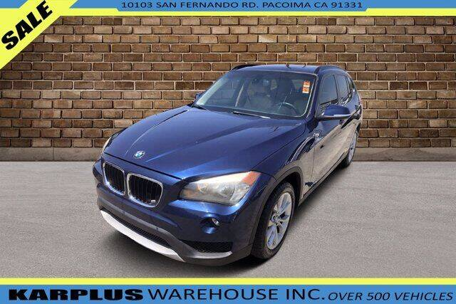 2013 BMW X1 for sale at Karplus Warehouse in Pacoima CA