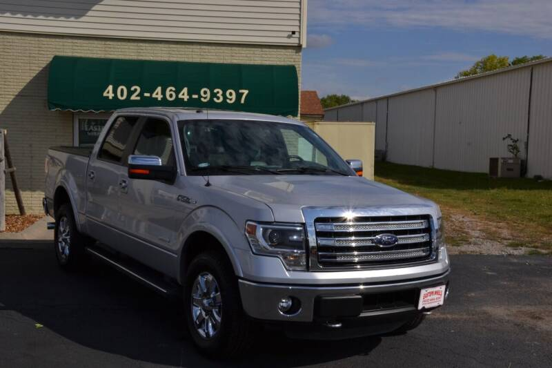 2014 Ford F-150 for sale at Eastep's Wheels in Lincoln NE