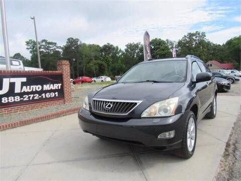 2009 Lexus RX 350 for sale at J T Auto Group in Sanford NC