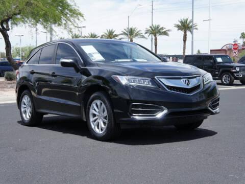 2018 Acura RDX for sale at CarFinancer.com in Peoria AZ