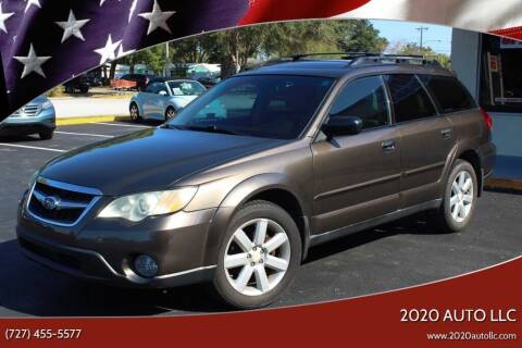 2008 Subaru Outback for sale at 2020 AUTO LLC in Clearwater FL