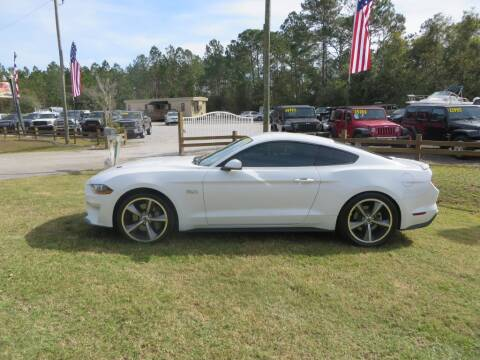 2018 Ford Mustang for sale at Ward's Motorsports in Pensacola FL