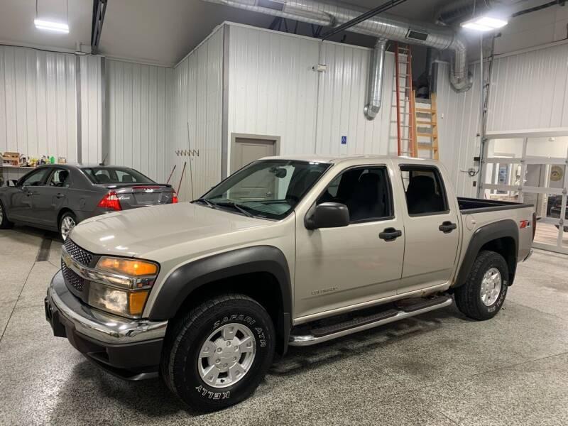2005 Chevrolet Colorado for sale at Efkamp Auto Sales LLC in Des Moines IA