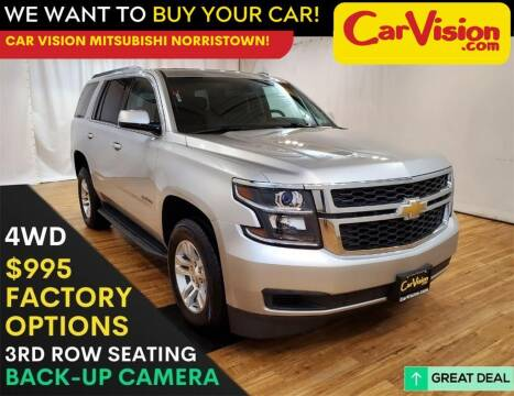 2017 Chevrolet Tahoe for sale at Car Vision Mitsubishi Norristown in Trooper PA