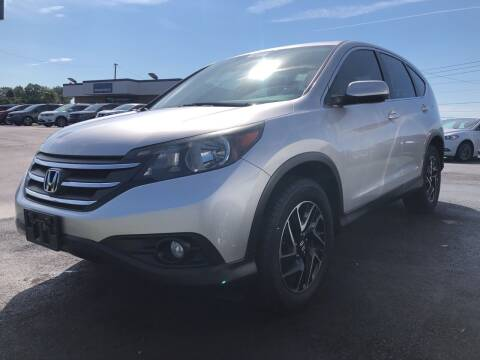 2013 Honda CR-V for sale at Penland Automotive Group in Taylors SC