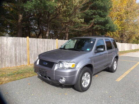 2007 Ford Escape for sale at Wayland Automotive in Wayland MA