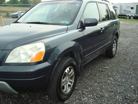 2005 Honda Pilot for sale at Branch Avenue Auto Auction in Clinton MD