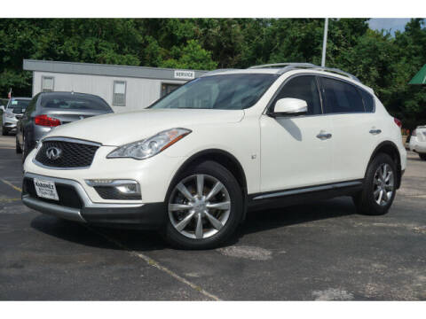 2016 Infiniti QX50 for sale at Maroney Auto Sales in Humble TX