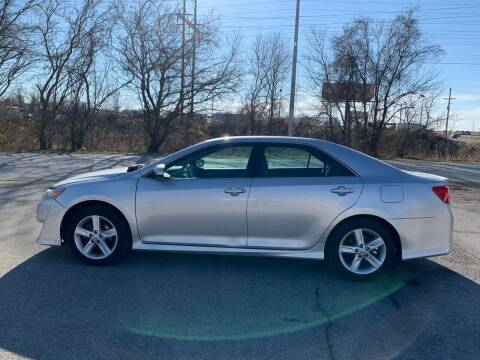 2012 Toyota Camry for sale at Elite Auto Plaza in Springfield IL