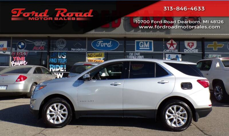 2018 Chevrolet Equinox for sale at Ford Road Motor Sales in Dearborn MI