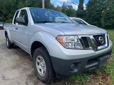 2018 Nissan Frontier for sale at Worthington Air Automotive Inc in Williamsburg MA