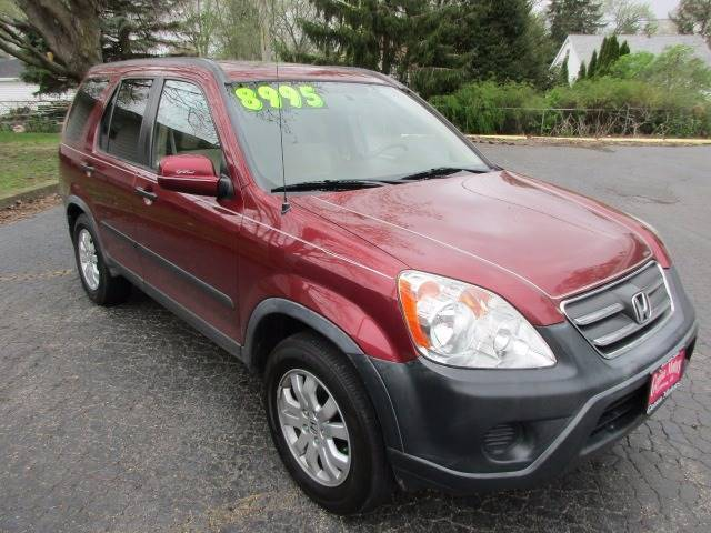 2005 Honda CR-V for sale at GENOA MOTORS INC in Genoa IL