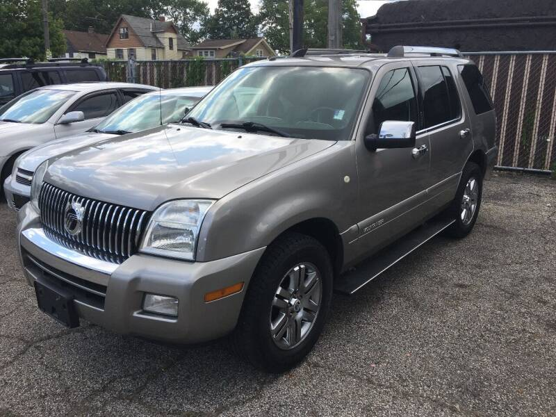 2008 Mercury Mountaineer for sale at Payless Auto Sales LLC in Cleveland OH