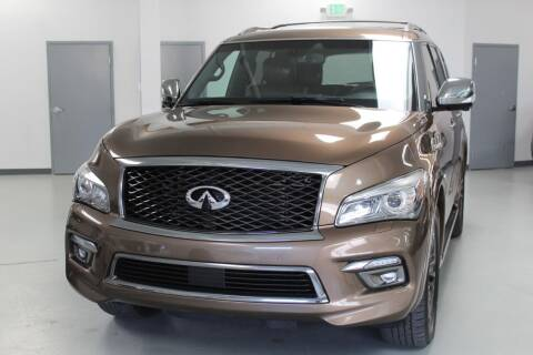 2015 Infiniti QX80 for sale at Mag Motor Company in Walnut Creek CA
