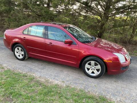 2007 Ford Fusion for sale at Kansas Car Finder in Valley Falls KS