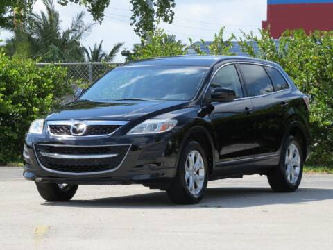 2011 Mazda CX-9 for sale at DK Auto Sales in Hollywood FL