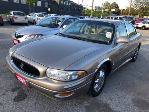 2004 Buick LeSabre for sale at Sonny Gerber Auto Sales in Omaha NE