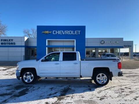 2018 Chevrolet Silverado 1500 for sale at Finley Motors in Finley ND