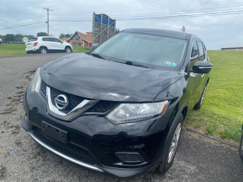 2014 Nissan Rogue for sale at Ball Pre-owned Auto in Terra Alta WV