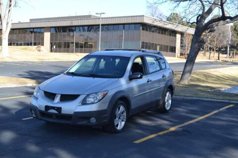 2003 Pontiac Vibe for sale at QUEST MOTORS in Englewood CO