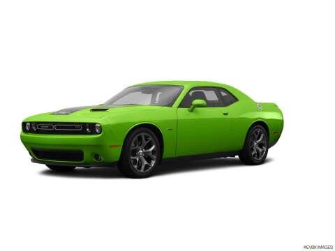2015 Dodge Challenger for sale at Bourne's Auto Center in Daytona Beach FL