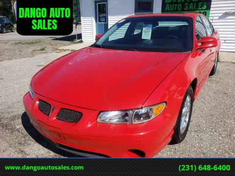 2003 Pontiac Grand Prix for sale at DANGO AUTO SALES in Howard City MI