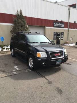 2004 GMC Envoy for sale at Specialty Auto Wholesalers Inc in Eden Prairie MN