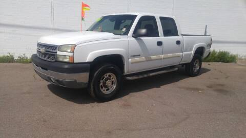 2005 Chevrolet Silverado 2500HD for sale at Advantage Auto Motorsports in Phoenix AZ