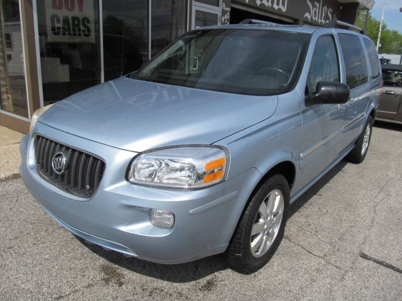 2007 Buick Terraza for sale at Arko Auto Sales in Eastlake OH