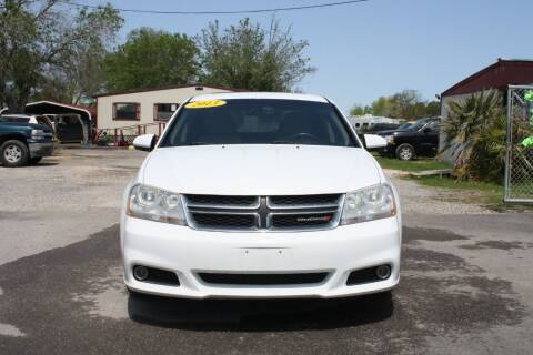 2013 Dodge Avenger for sale at Fabela's Auto Sales Inc. in Dickinson TX