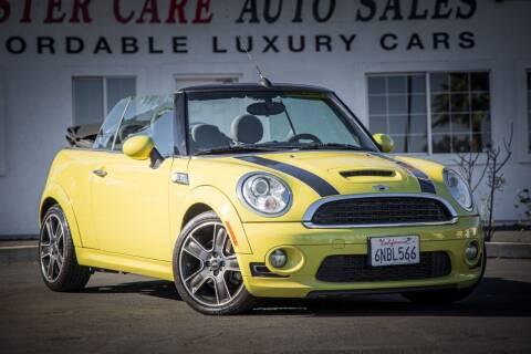 2010 MINI Cooper for sale at Mastercare Auto Sales in San Marcos CA