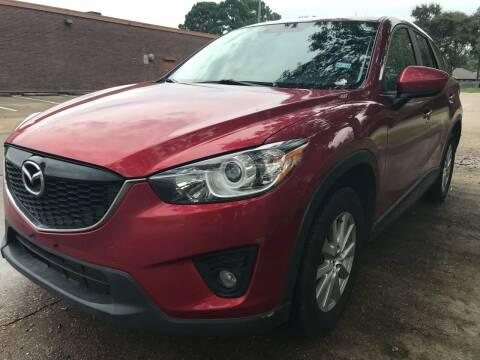 2015 Mazda CX-5 for sale at Texas Luxury Auto in Houston TX