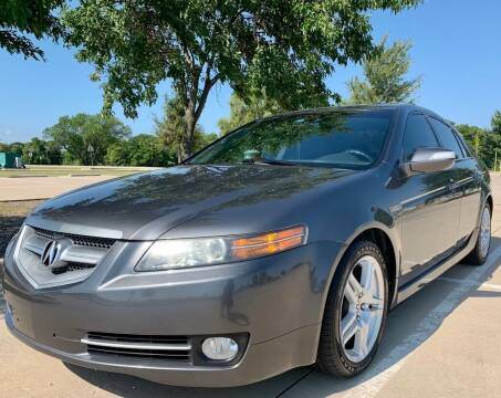 2008 Acura TL for sale at Driveline Auto Solution, LLC in Wylie TX