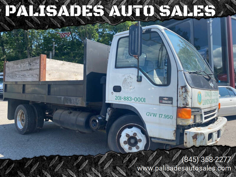 2000 Chevrolet W5500 for sale at PALISADES AUTO SALES in Nyack NY