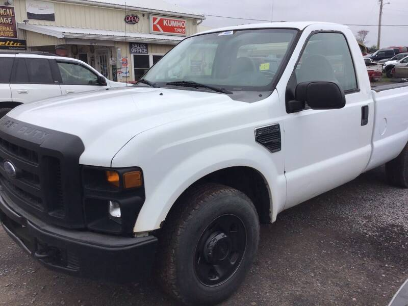 2008 Ford F-250 Super Duty for sale at Troys Auto Sales in Dornsife PA