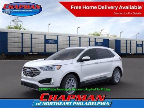 2021 Ford Edge for sale at CHAPMAN FORD NORTHEAST PHILADELPHIA in Philadelphia PA