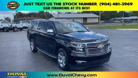 2015 Chevrolet Suburban for sale at Duval Chevrolet in Starke FL