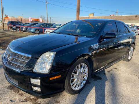 2008 Cadillac STS for sale at Texas Select Autos LLC in Mckinney TX