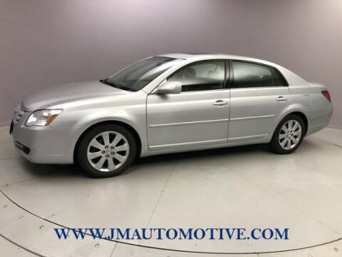 2007 Toyota Avalon for sale at J & M Automotive in Naugatuck CT