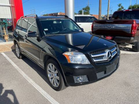 2011 Mercedes-Benz GLK for sale at Auto Solutions in Warr Acres OK