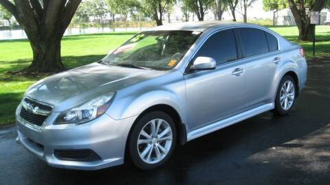2013 Subaru Legacy for sale at Affordable Car Company in Nampa ID